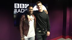 Benga chats to Skream on the Residency