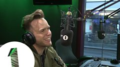 Olly Murs answers listener questions with Nick Grimshaw