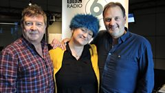 Eliza Carthy speaks to Radcliffe and Maconie