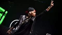 Highlights of Kid Ink's set at 1Xtra Live