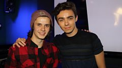"Nathan Sykes On His Album: ""I've been sitting on it for nearing a year now"""