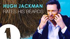 Hugh Jackman Rates His Beards   R1 Movies