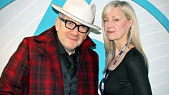 'I'm leaning forward but in order to do that you have to know where you've been' - Elvis Costello chats with Mary Anne Hobbs