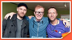 Coldplay: 'We wanted to make something colourful and joyful'