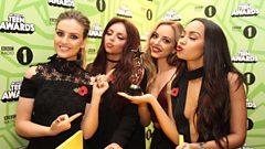 Little Mix alternative Teen Award