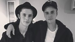 Justin Bieber joins Cel Spellman