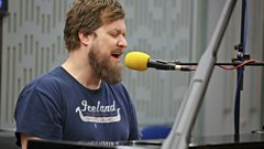 John Grant on his next album