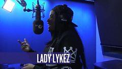 Lady Lykez in #SiansStudio