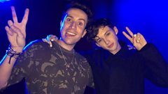 Troye Sivan answers your questions! 'Adele knows me on a first name basis!'