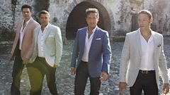 Il Divo In Conversation With Gerry Kelly
