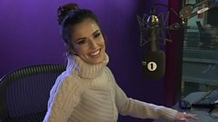 'I get a little bit too excited...!' Cheryl tells us about working with her X Factor groups