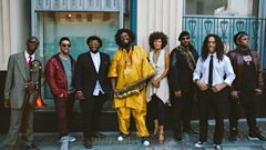 Kamasi Washington: The Joy Of Sax