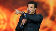 Lionel Richie talks about surviving the music industry and his new tour