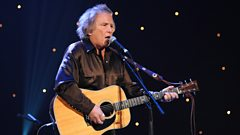 Don Mclean enters the Singers Hall of Fame