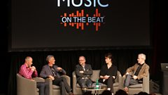 I need a dollar - what's digital music's 'popcorn' for artists? - BBC Music On The Beat 2015