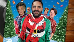 Out Now: Shaun Keaveny's Christmas Single