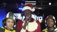Stormzy reveals all about #ShutUpForXMasNo1
