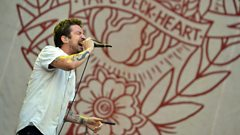 Frank Turner sees out 2015 with Chris Hawkins