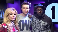 'It's a banter-thon!!' - Paloma Faith and will.i.am on the new season of The Voice