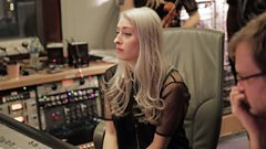 Violet Skies - BBC Maida Vale Studios - 'One Day, Three Autumns'
