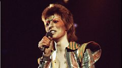 I paid 60p to see Bowie in Aberystwyth in 1972