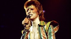 """Music has allowed me so many moments of companionship when I've been lonely"" - David Bowie"