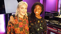 'There's no stylist... I got ready for a gig in a portaloo' Singer Anne-Marie on the glamour of touring with Rudimental