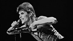 Remembering Bowie in Sound and Vision: Chalkie Davies