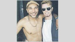 Goldie Remembers David Bowie