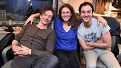 Bex Burch, Corrie Dick and Hauschka perform 'Kale' - Late Junction session