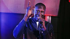 """It would look like David Beckham walked in"" Stormzy on his newfound fame."