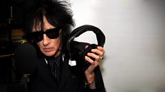 John Cooper Clarke joins Mark and Stuart