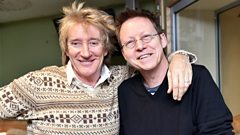 Rod Stewart joins Simon to talk about his new single and his UK tour in June