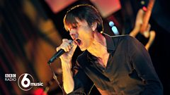 Brett Anderson chats with 6 Music Breakfast ahead of this weekend #6musicfestival