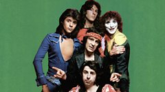 Ted and Chris from the Sensational Alex Harvey Band chat to Mark