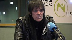 Richie Ramone in conversation with Gerry Kelly