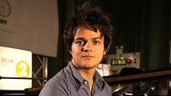 Jamie Cullum with Steve Wright...and all that jazz