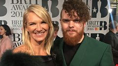 Jack Garratt at The Brits 2016