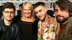Years & Years at The Brits 2016
