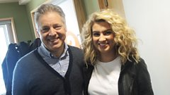 Tori Kelly chats to Mark Goodier