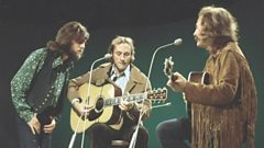 Crosby, Stills and Nash enter the Singers Hall of Fame