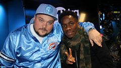 Charlie Sloth Chats To Tinchy Stryder