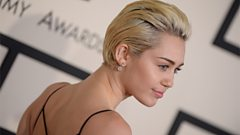 Miley Cyrus talk about her gender and sexuality