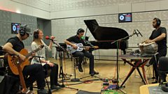 Listen to Nitin Sawhney in session for World on 3