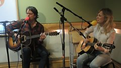 The Common Linnets Live in Session