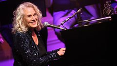 Why has Carole King waited until now to play Tapestry in full?
