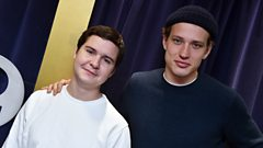 """Lukas Graham: """"We're not the typical band from Scandinavia...nobody sounds like us"""""""