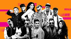Who is performing at Asian Network Live?
