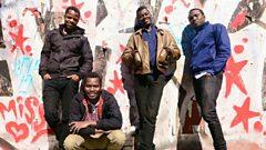 Mali's Songhoy Blues on resisting jihadists' musical ban