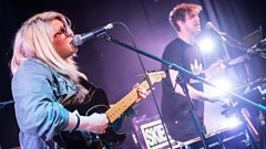 Interview with SKIES at BBC Introducing in Kent's 8th birthday party